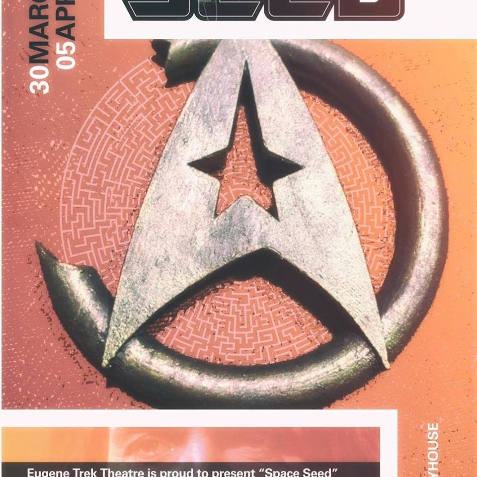 Astonishing Star Trek Theater Presents Space Seed Opal Center For Arts Download Free Architecture Designs Barepgrimeyleaguecom